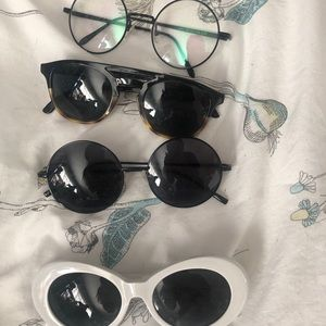 each pair $5 or $15 for all of them